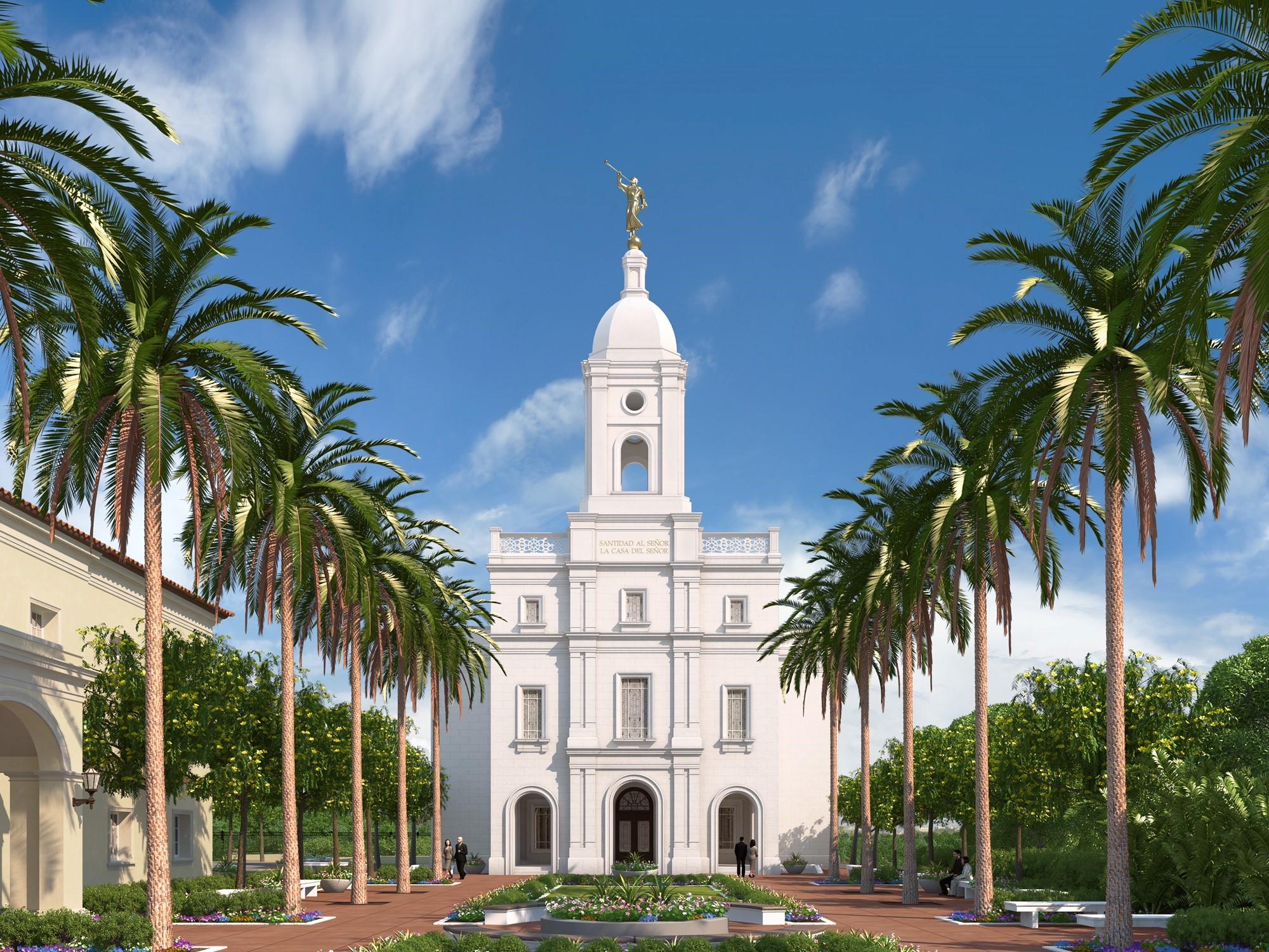 Se realizó la Primera Palada del Templo en Barranquilla, Colombia