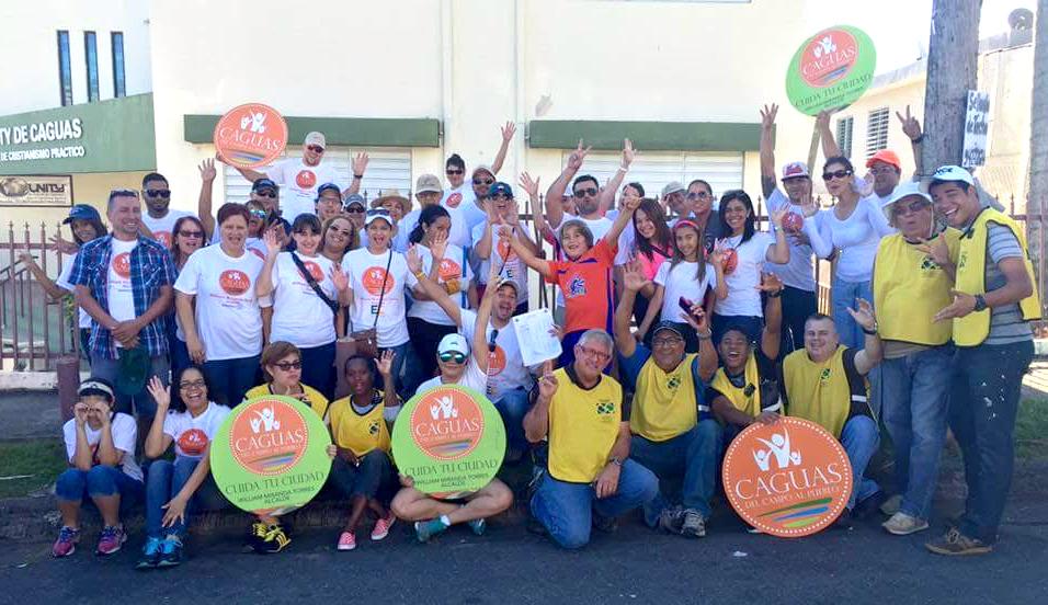 Alcalde en Puerto Rico agradece a mormones por ayuda a su comunidad
