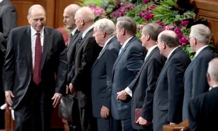 ¿Qué sucede con la organización de la Iglesia ahora que el profeta ha fallecido?
