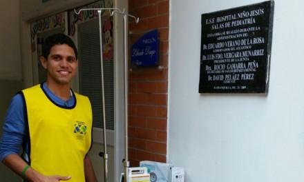 Mormones hacen importante donación en hospitales de Colombia
