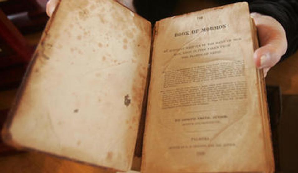 Defendiendo la Fe: El Libro de Mormón no era lo que ellos esperaban