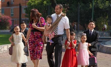 5 pasos para disfrutar de la conferencia con mis hijos pequeños