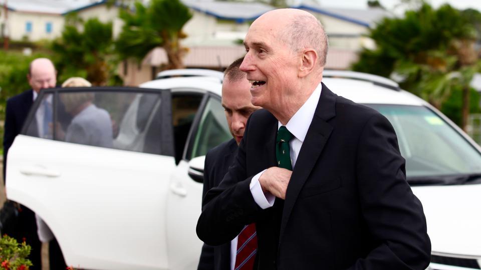 A pesar del Ciclón Winston, presidente Eyring rededica el Templo de Suva, Fiji