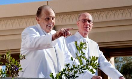¿Por qué es tan importante para los mormones escuchar al profeta?