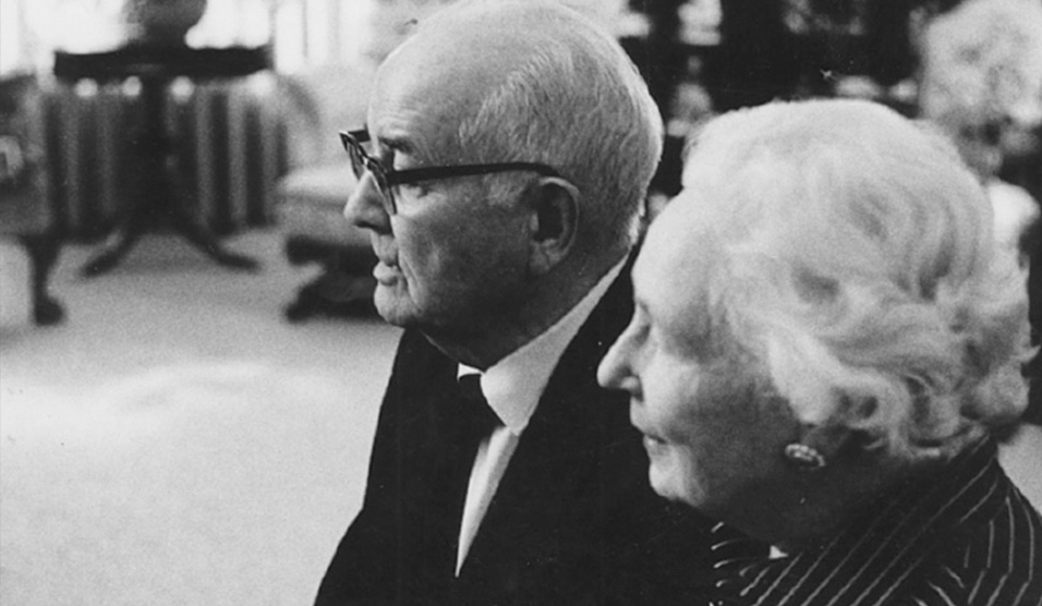 Spencer and Camilla Kimball