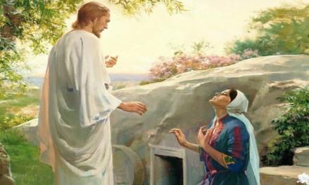 ¿Tienes miedo a morir? Reflexiones de Pascua en la Resurrección, Restauración, y la Redención
