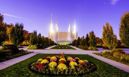 Historias asombrosas sobre templos mormones