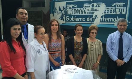 Mormones hacen importante donativo a hospital en Guatemala