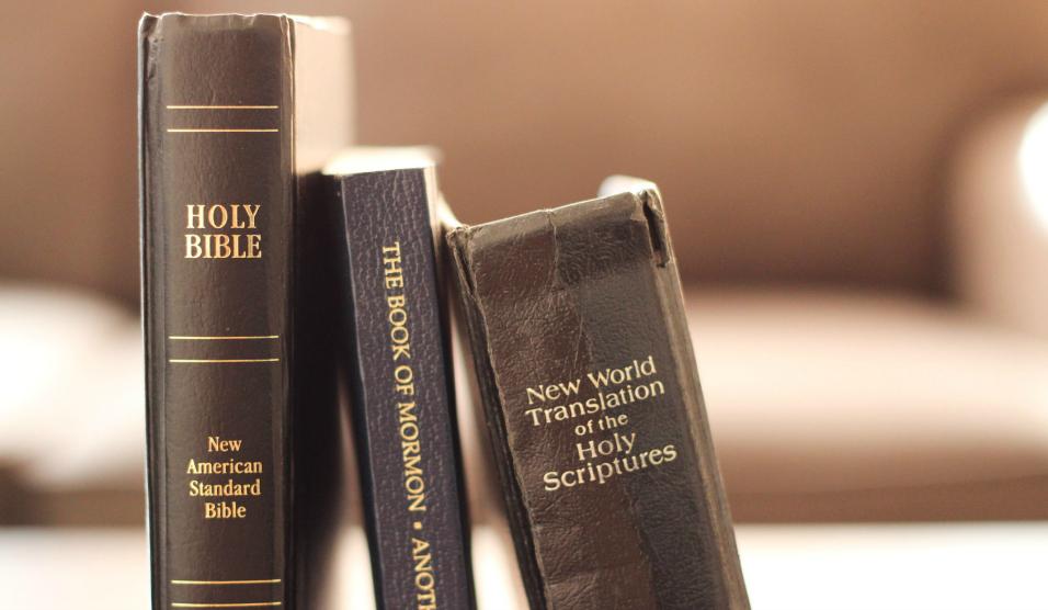 mormones y testigos de jehova