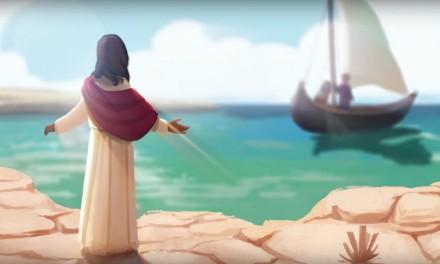 Síguelo: Un mensaje sobre Jesucristo en Semana Santa