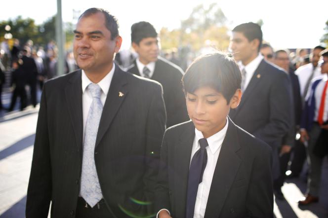 Miles de mormones asisten a Conferencia Centroamericana