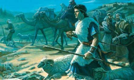 """""""Seguir adelante con firmeza en Cristo""""  Lección 11 – Libro de Mormón"""