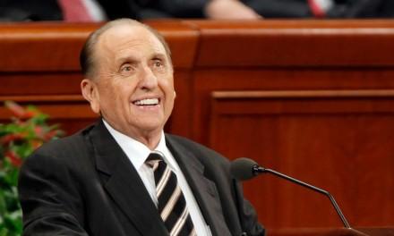 El Presidente Monson comparte lo que haría si Jesús apareciera hoy