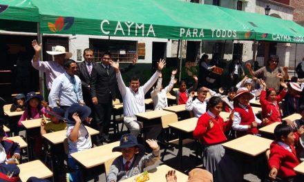 Mormones hacen una gran donación a favor de la educación en Perú