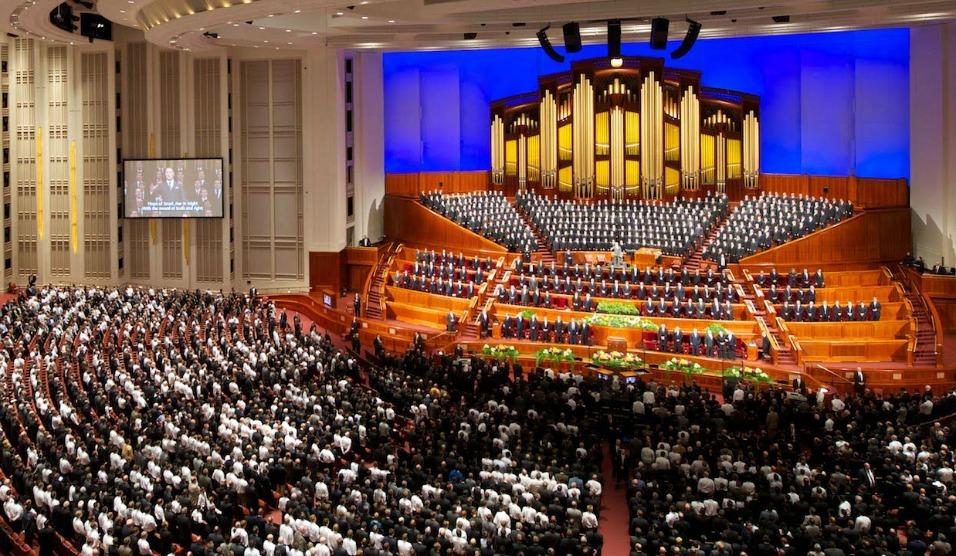 """""""Washington Post"""" y """"New York Times"""" compartieron mensajes de los Apóstoles de esta Conferencia General"""