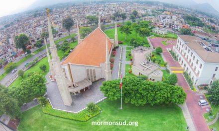 Segundo Templo mormón de Lima será: El Templo de Lima Perú los Olivos