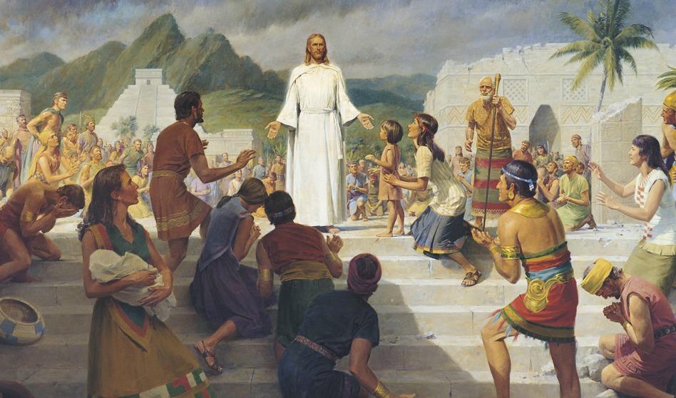 """""""Dios mismo… redimirá a su pueblo"""" Lección 18 del Libro de Mormón"""
