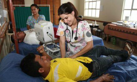 Iglesia mormona se convirtió en hospital para ayudar a los heridos del terremoto de Ecuador