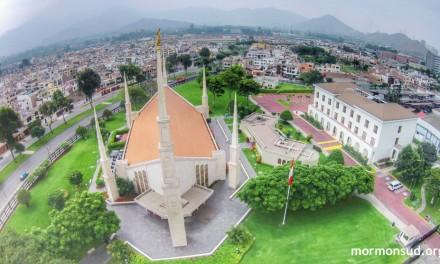 Se anuncia segundo Templo mormón en Lima Perú