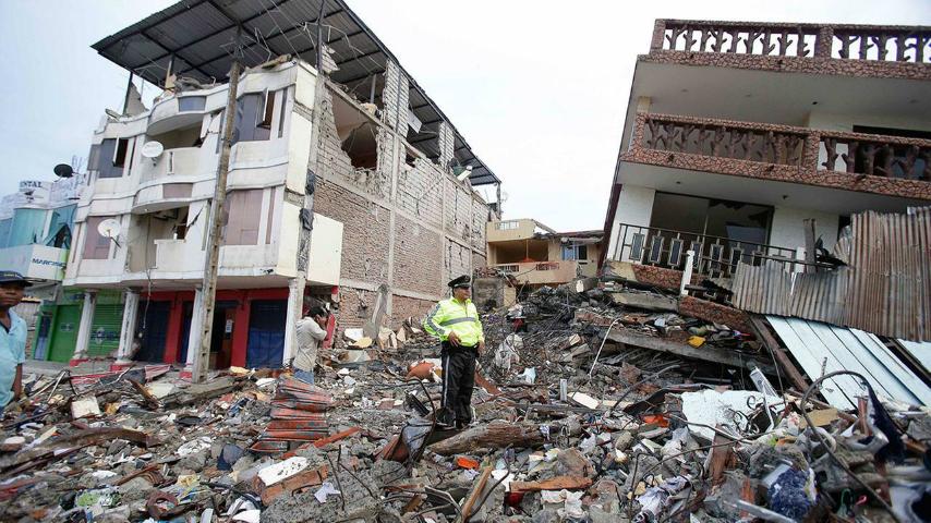 Todos los misioneros a salvo después del Terremoto en Ecuador