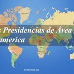 Presidencias de Área