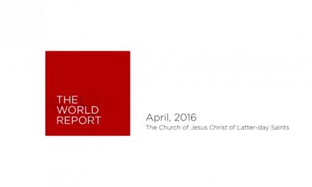 Reporte Mundial Abril 2016