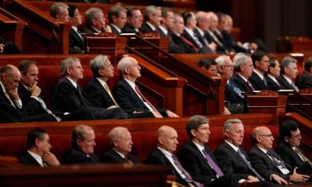 Se llama a 11 nuevos setentas Autoridades Generales