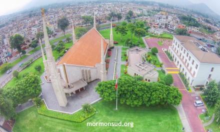 4 templos anunciados en Ecuador, Brasil y un segundo templo en Lima, Perú