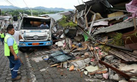 Líder mormón entre los 410 muertos en terremoto de Ecuador
