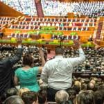 votos en contra conferencia general
