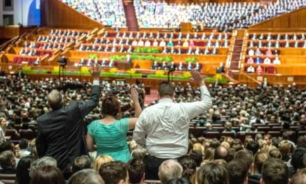Votos de sostenimientos en contra en la Conferencia General
