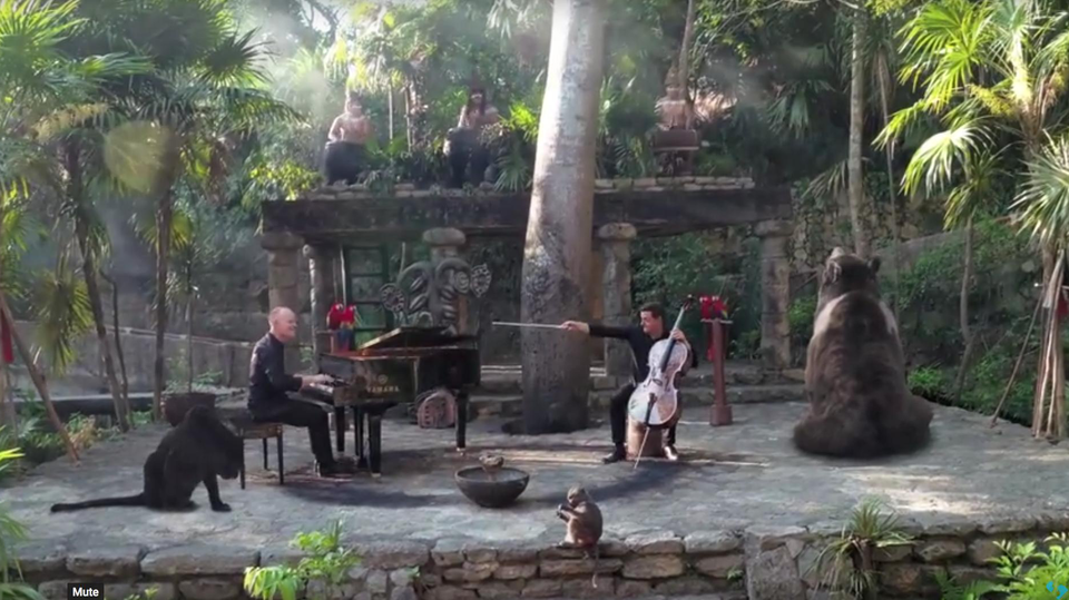 The Piano Guys graban extraordinario videoclip en México