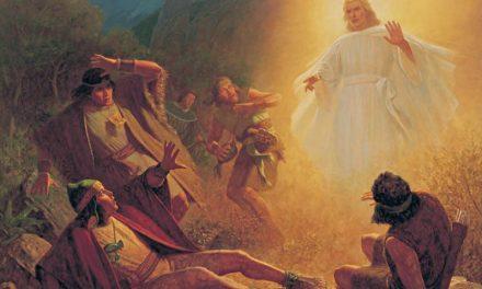 """""""Mi alma no siente más dolor""""  Lección 20 del Libro de Mormón"""
