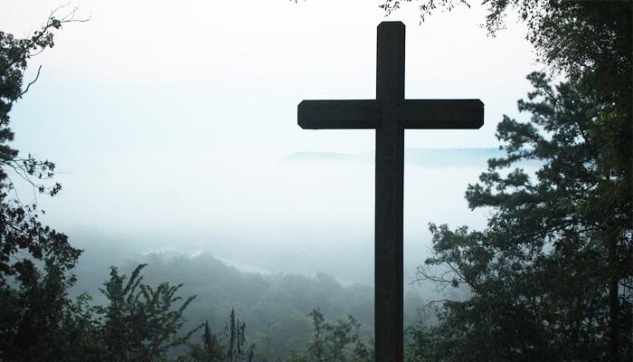 Creen en la cruz los mormones