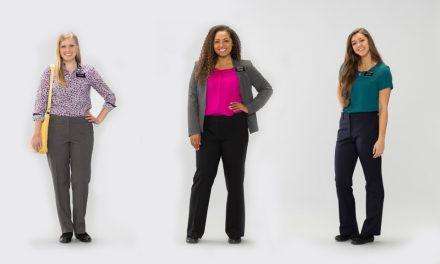 La nueva vestimenta de los misioneros mormones