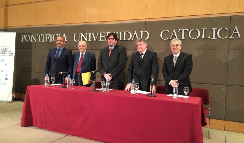 Mormones en Congreso de Diálogo Intercultural e Interreligioso en Argentina