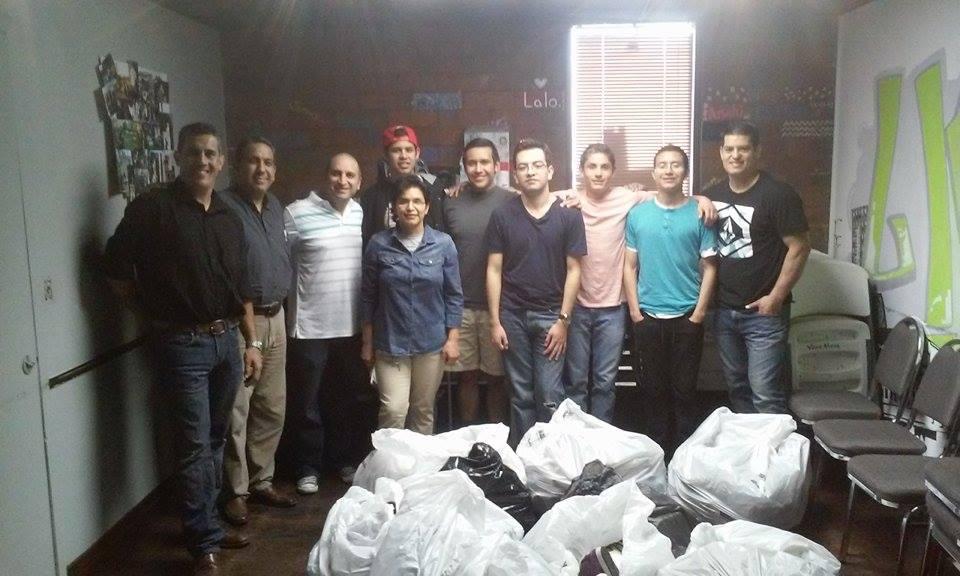 Mormones y evangélicos latinos trabajan juntos para ayudar a orfanato en Guatemala