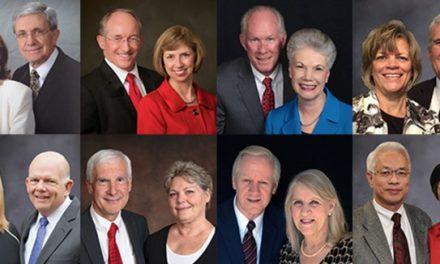 La iglesia llama a 8 nuevos Presidentes de templos