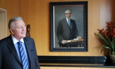 Como un senador de Dakota del Sur se convirtió en Mormón
