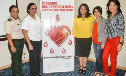 Mormones participan en taller de donantes de sangre en Honduras