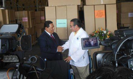 Mormones realizan importante donación al Ministerio de Salud en Nicaragua