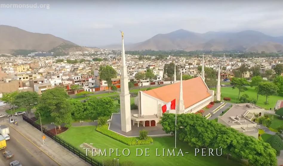 Templo de Lima, Perú