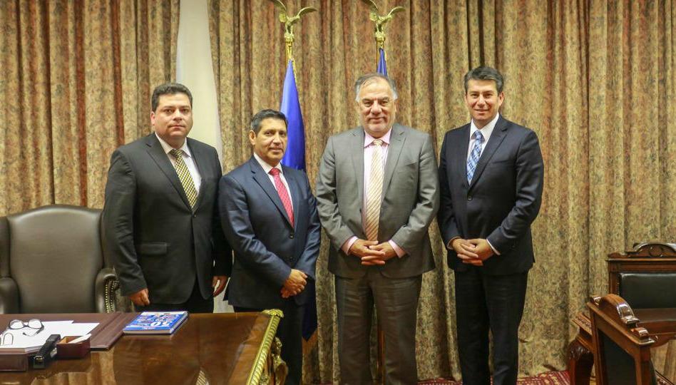 Líderes mormones ser reúnen con líder de los diputados en Chile