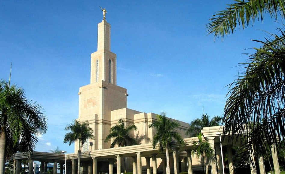 Mormones  cumplen 36 años como Iglesia en República Dominicana