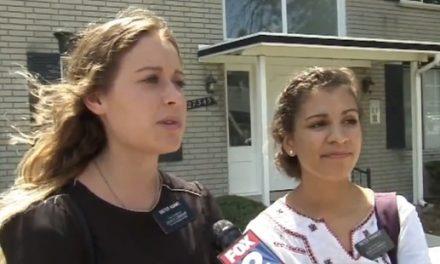 Misioneras mormonas salvan la vida de sus vecinos