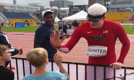Atleta Ciego SUD Competirá En Los Juegos Paralímpicos 2016