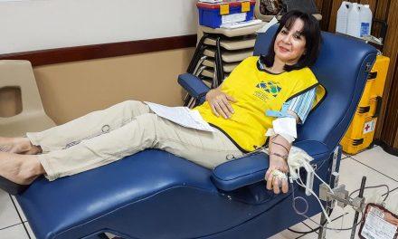 Mormones realizan donación de sangre en Honduras