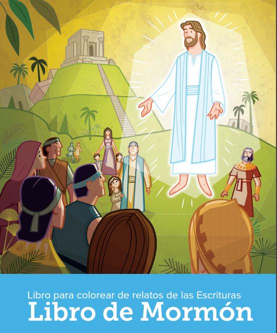 Un nuevo recurso del Libro de Mormón para los niños