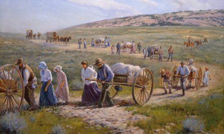 ¿Quiénes fueron los  pioneros mormones?