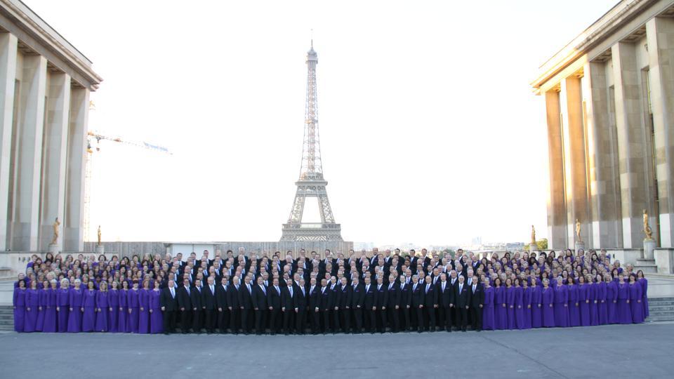 El Coro del Tabernáculo y la Orquesta del templo finalizan exitosa gira por Europa